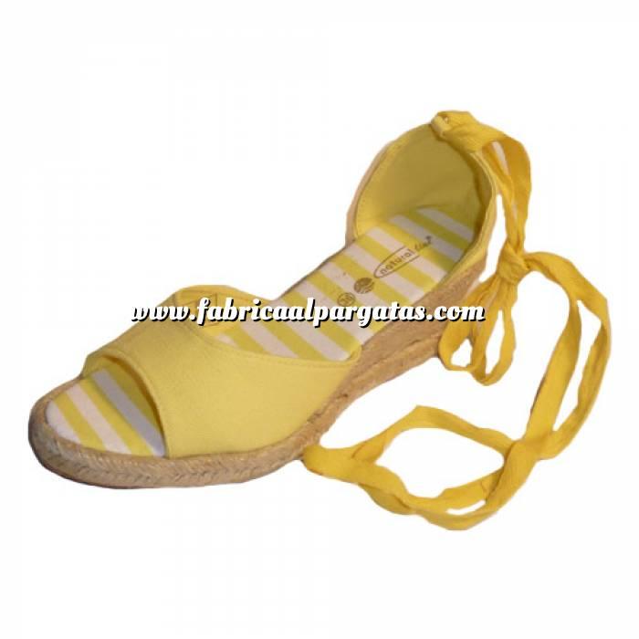 Imagen Amarillo Y104307-S Alp.Val. Mujer Abierta Amarillo Talla 39