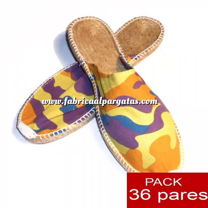 Imagen Para Hombres Alpargatas Abiertas HOMBRE Desierto caja 36 pares (Últimas unidades)