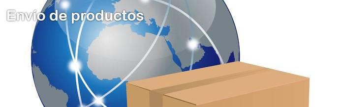 Fábrica de alpargatas - Envío de productos
