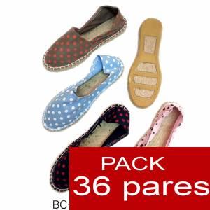 Mujer Estampadas - Alpargata estampada CIRCULOS ( BC-008 ) Caja 36 pares - OFERTA ULTIMAS CAJAS (duplicado) (duplicado)
