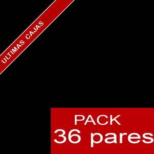Imagen Mujer Estampadas Alpargata estampadas CUADROS Caja 36 pares (Últimas Unidades)